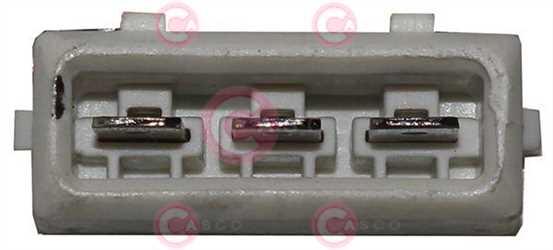 CEF73309 PLUG VAG Type 12V 5/8,30Amp