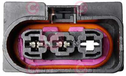 CEF73313 PLUG VAG Type 12V 7,50Amp