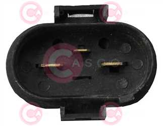 CEF73314 PLUG VAG Type 12V 23,30/37,50Amp