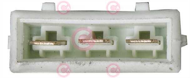 CEF73320 PLUG VAG Type 12V 12,50/20,80Amp