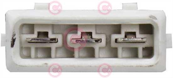 CEF73325 PLUG VAG Type 12V 20,80/29,20Amp