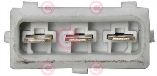 CEF73329 PLUG VAG Type 12V 12,50Amp