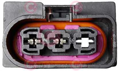 CEF73333 PLUG VAG Type 12V 18,30Amp