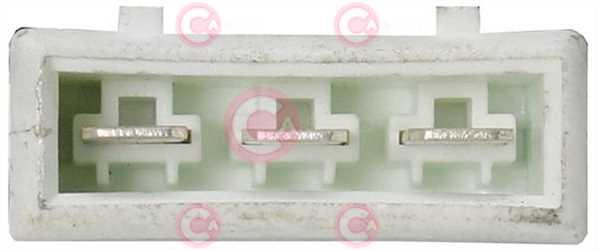 CEF73336 PLUG VAG Type 12V 5/8,30Amp