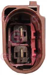 CEF73343 PLUG VAG Type 12V 12,50Amp