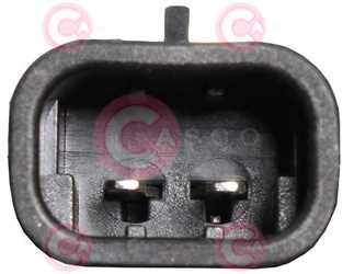 CEF74004 PLUG FIAT Type 12V 10Amp