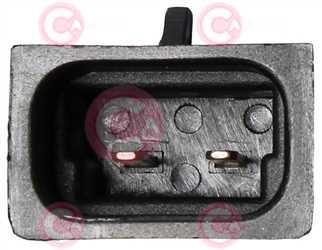 CEF74005 PLUG FIAT Type 12V 6,70Amp