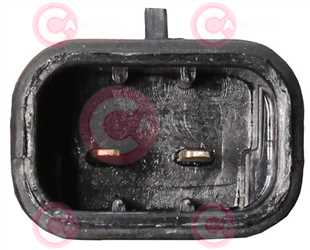 CEF74006 PLUG FIAT Type 12V 6,70Amp