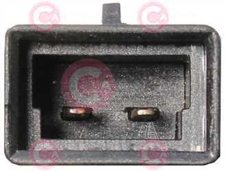CEF74007 PLUG FIAT Type 12V 8,30Amp