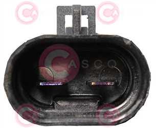 CEF74012 PLUG FIAT Type 12V 19,20Amp