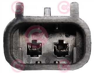 CEF74017 PLUG FIAT Type 12V 9,20Amp
