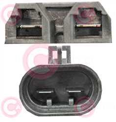 CEF74026 PLUG FIAT Type 12V 21,70Amp