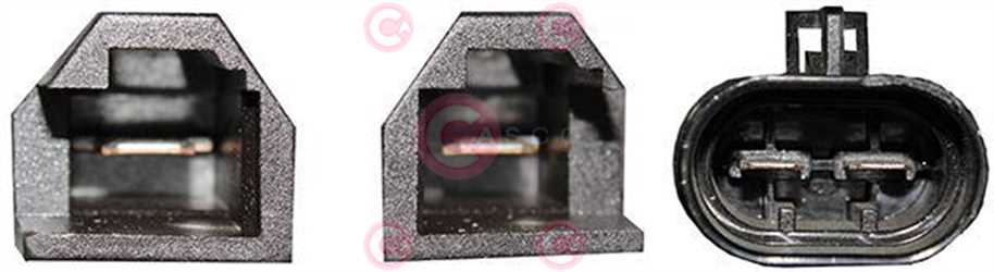 CEF74033 PLUG FIAT Type 12V 18,30Amp