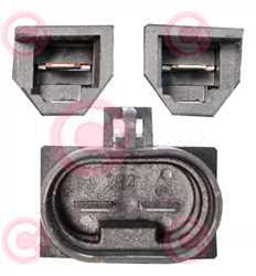CEF74034 PLUG FIAT Type 12V 21,70Amp