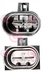 CEF74042 PLUG FIAT Type 12V 23,30Amp