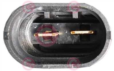 CEF74051 PLUG FIAT Type 12V 25Amp
