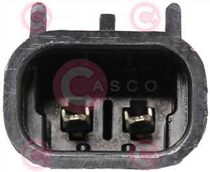 CEF74056 PLUG FIAT Type 12V 20Amp
