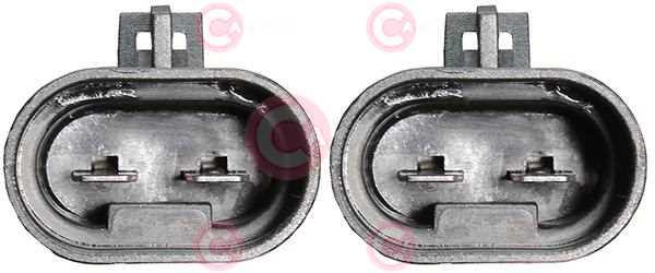 CEF74059 PLUG FIAT Type 12V 23,30Amp