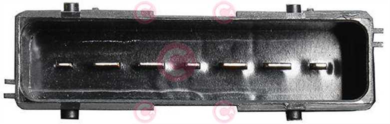 CEF74064 PLUG FIAT Type 12V 17,50/24,20Amp