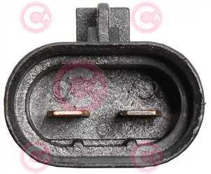 CEF74071 PLUG 12V 15Amp