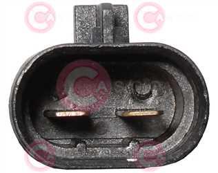CEF74076 PLUG 12V 15Amp