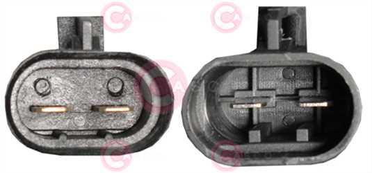 CEF74077 PLUG FIAT Type 12V 23,30Amp