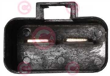 CEF74300 PLUG FIAT Type 12V 33,30Amp