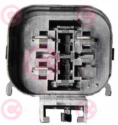 CEF75000 PLUG MINI Type 12V 29,20Amp