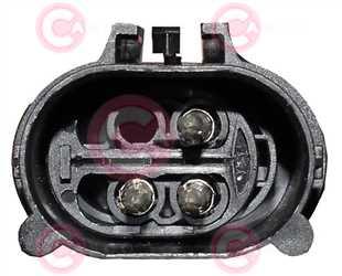CEF75003 PLUG BMW Type 12V 22,50Amp