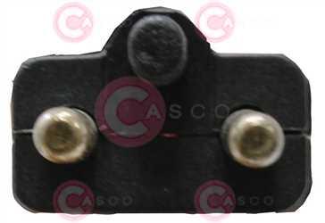 CEF76011 PLUG MERCEDES-BENZ Type 12V 10,80Amp