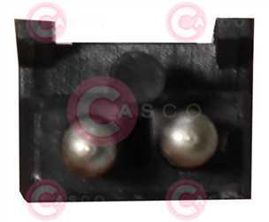 CEF76021 PLUG MERCEDES-BENZ Type 12V 16,70Amp