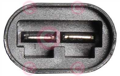 CEF76300 PLUG MERCEDES-BENZ Type 12V 25Amp