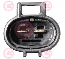 CEF77005 PLUG GM Type 12V 22,10Amp