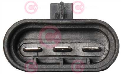 CEF77020 PLUG GM Type 12V 13,30Amp