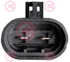 CEF77022 PLUG GM Type 12V 15,80Amp