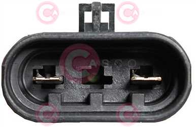 CEF77318 PLUG GM Type 12V 16,70Amp