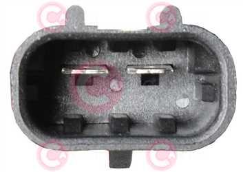 CEF77321 PLUG GM Type 12V 18,30Amp