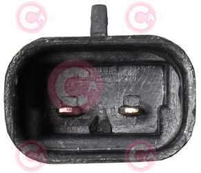CEF77324 PLUG GM Type 12V 8,30Amp
