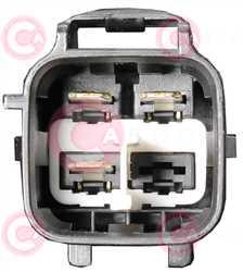 CEF78011 PLUG HYUNDAI Type 12V
