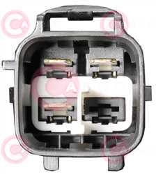 CEF78015 PLUG HYUNDAI Type 12V