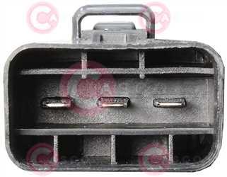 CEF78043 PLUG HYUNDAI Type 12V