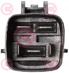 CEF78050 PLUG HYUNDAI Type 12V
