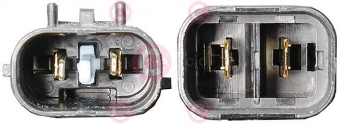CEF78052 PLUG HYUNDAI Type 12V