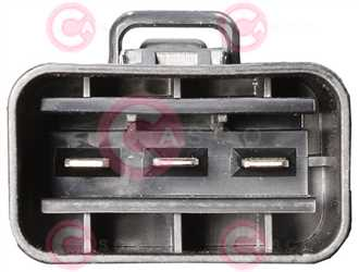 CEF78057 PLUG HYUNDAI Type 12V