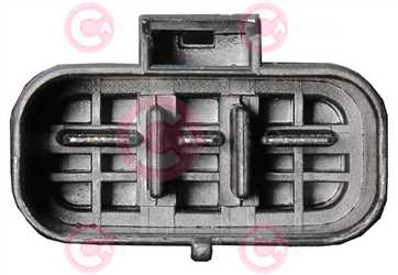 CEF80003 PLUG SSANGYONG Type 12V