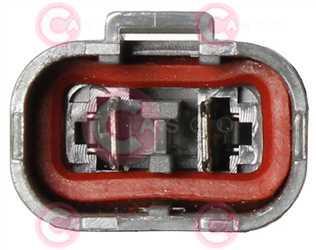 CEF83002 PLUG HONDA Type 12V 7,50Amp