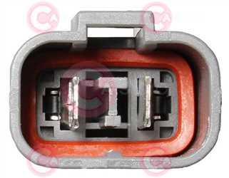 CEF83004 PLUG HONDA Type 12V 7,50Amp