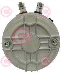 CEM22116 BACK EFEL Type 12V 1,70kW CW