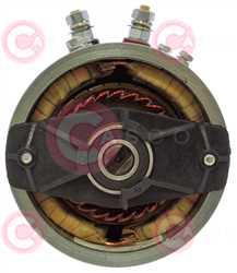 CEM22116 FRONT EFEL Type 12V 1,70kW CW