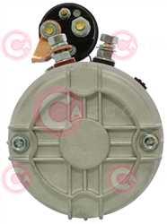 CEM22601 BACK EFEL Type 24V 2,20kW CW
